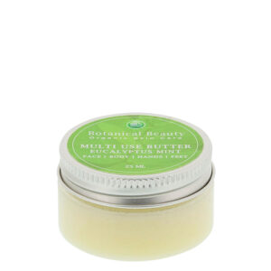 Multi Use Butter Eucalyptus-Mint-Rozemarijn 25ml