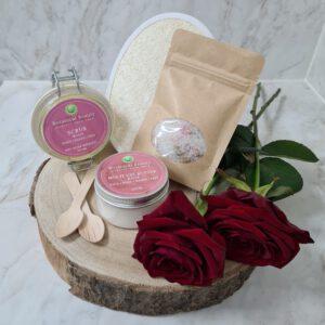Giftbox Sweet Roses