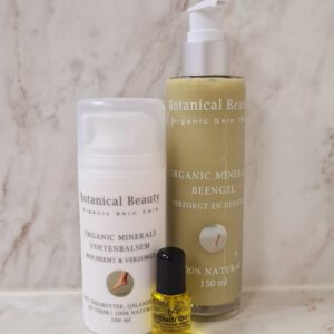 Botanical Beauty basic home kit 1