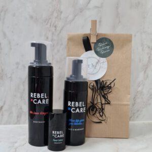 Loveli Rebel Care Cadeaupakket voor hem