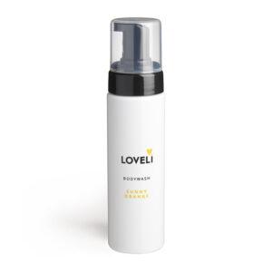 Loveli Bodywash Sunny Orange
